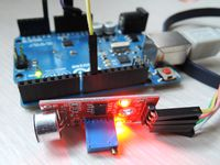 Microphone Sound Detection Sensor Module for Arduino - air
