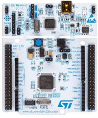 STM32 Discovery & Nucleo - air
